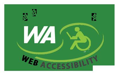 과학기술정보통신부 WEB ACCESSIBILITY 마크(웹 접근성 품질인증 마크)